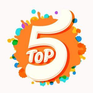 TOP 5 des produits coquins que vous avez commandé + 1 code promo