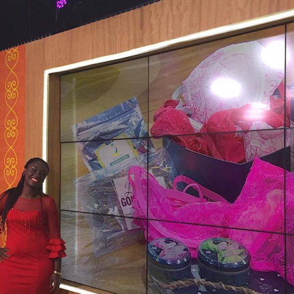 TELE: Miss Lehi invitée sur CANAL ELLE dans l'émission COEUR DES FEMMES