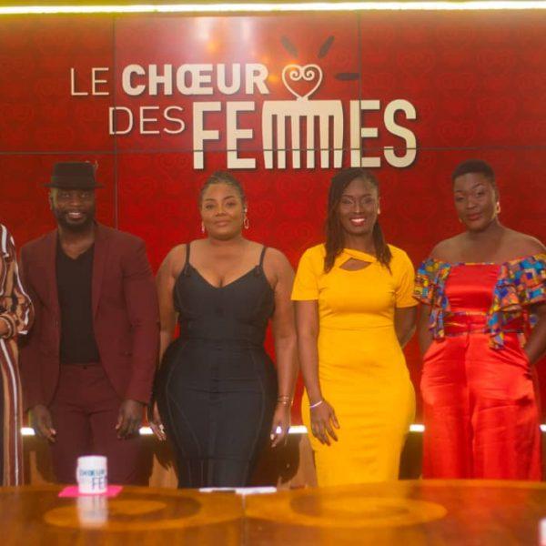 Invitée comme Experte sur Canal+ELLE